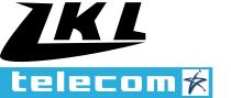 ZKL Telecom Logo